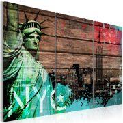 Kép - NYC collage II