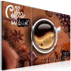 Kép - Cup of hot coffee