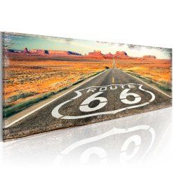 Kép - Straight road