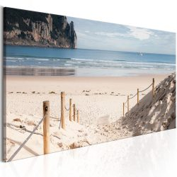 Kép - Beach path