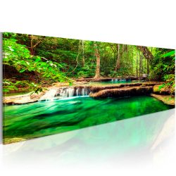 Kép - Emerald Waterfall