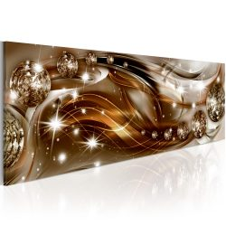 Kép - Ribbon of Bronze and Glitter