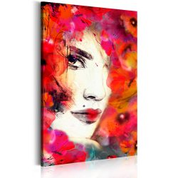 Kép - Woman in Poppies