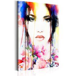 Kép - Colourful Lady