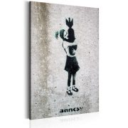 Kép - Bomb Hugger by Banksy