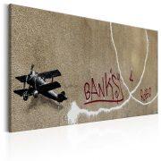 Kép - Love Plane by Banksy