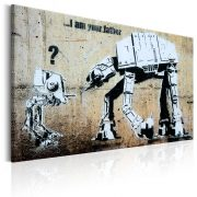 Kép - I Am Your Father by Banksy