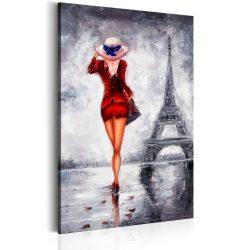 Kép - Lady in Paris