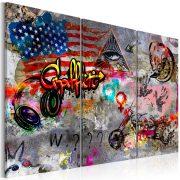 Kép - American Graffiti