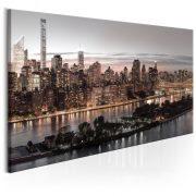 Kép - Manhattan at Twilight