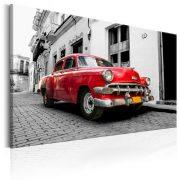 Kép - Cuban Classic Car (Red)