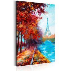 Kép - Autumnal Paris