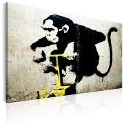 Kép - Monkey Detonator by Banksy