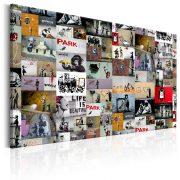 Kép - Art of Collage: Banksy
