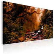 Kép - Autumn Waterfall