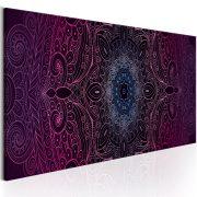 Kép - Purple Mandala
