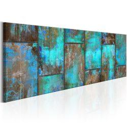 Kép - Metal Mosaic: Blue