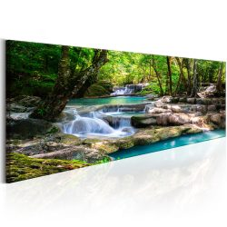Kép - Nature: Forest Waterfall