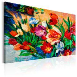 Kép - Art of Colours: Tulips