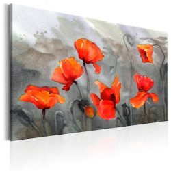 Kép - Poppies (Watercolour)