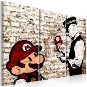 Kép - Mario Bros: Torn Wall