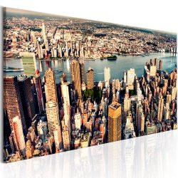 Kép - Panorama of New York