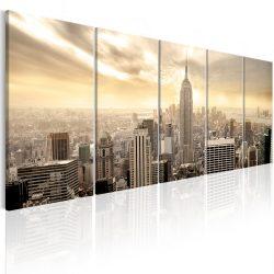 Kép - New York: View on Manhattan