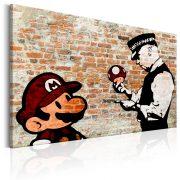 Kép - Banksy: Police Caution