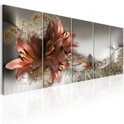 Kép - Lilies and Abstraction