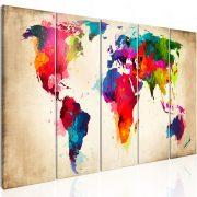 Kép - Bright Continents