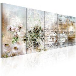 Kép - Abstract Dandelions I
