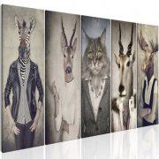 Kép - Animal Masks I