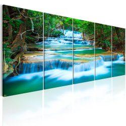 Kép - Sapphire Waterfalls I