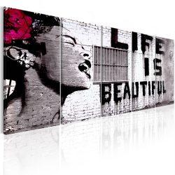 Kép - Banksy: Life is Beautiful