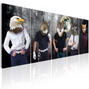 Kép - Animal Faces