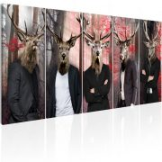 Kép - People in Masks