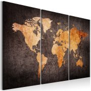 Kép - Chestnut World Map