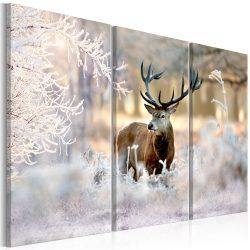 Kép - Deer in the Cold I