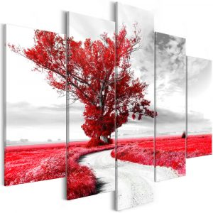 Kép - Lone Tree (5 Parts) Red