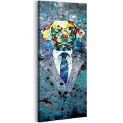 Kép - Dog in a Suit
