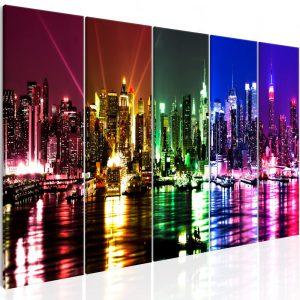 Kép - Rainbow New York (5 Parts) Narrow