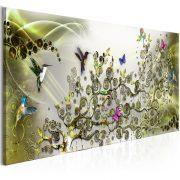 Kép - Hummingbirds Dance (1 Part) Green Narrow