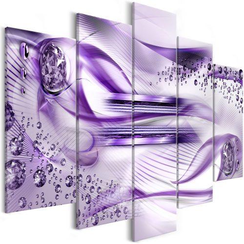 Kép - Underwater Harp (5 Parts) Wide Violet