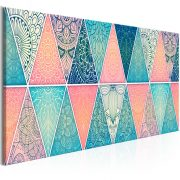 Kép - Oriental Triangles (1 Part) Narrow