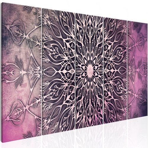 Kép - Center (5 Parts) Narrow Pink