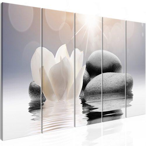 Kép - Pebbles in Water (5 Parts) Narrow