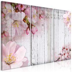 Kép - Flowers on Boards (3 Parts)