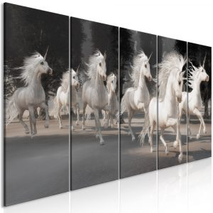 Kép - Unicorns Run (5 Parts) Narrow