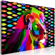 Kép - Rainbow Lion (1 Part) Wide