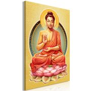 Kép - Peace of Buddha (1 Part) Vertical